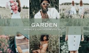 5 Garden Lightroom Presets 5701431