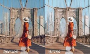5 New York City Lightroom Presets 5699090