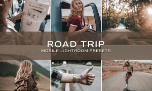 5 Road Trip Lightroom Presets 5699055