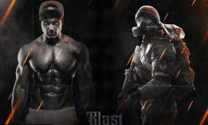 Blast Photoshop Action  K9R82LT