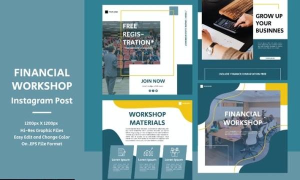 Financial Workshop VLPQ6WK