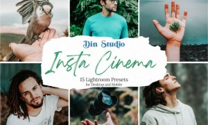 Insta Cinema Lightroom Presets 5581068
