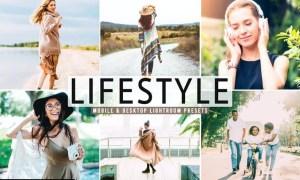 Lifestyle Mobile & Desktop Lightroom Presets