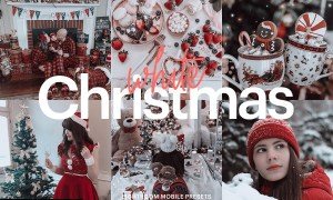Lightroom Preset-White Christmas 4976207