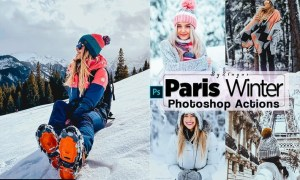 Paris Wenter Photoshop Actions YU6KULH