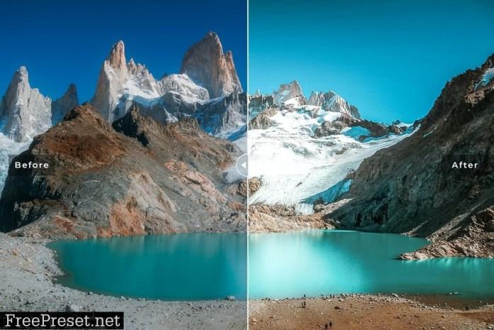 Patagonia Mobile & Desktop Lightroom Presets