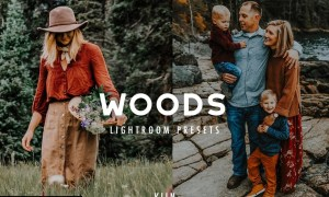 7 WOODS FOREST LIGHTROOM PRESETS 5780781