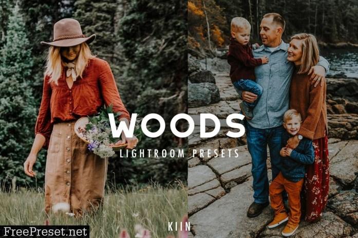 7 WOODS FOREST LIGHTROOM PRESETS 5780781