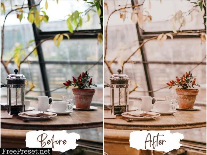Coffee Shop Lightroom Presets 5480314