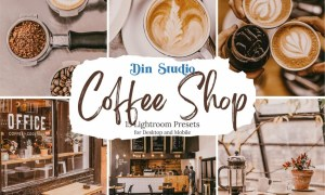 Coffee Shop Lightroom Presets 5480314