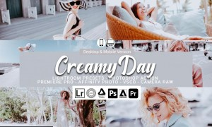 Creamy Day Presets 5693559