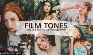 Film Tones Lightroom Presets 5640915