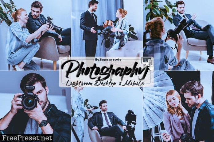Photography Lightroom Presets Mobile and Desktop