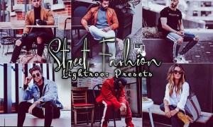 Street Fashion Lightroom Presets