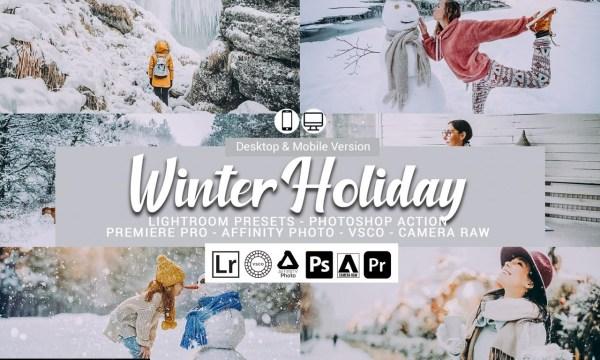 Winter Holiday Presets 5698463