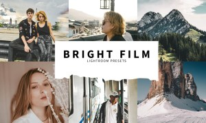 10 Bright Film Lightroom Presets 5857426