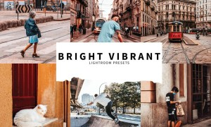 10 Bright Vibrant Lightroom Presets 5857390