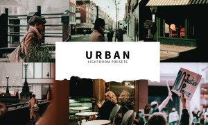 10 Urban Lightroom Presets 5787591