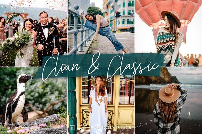 Clean & Classic Lightroom Presets 5832629