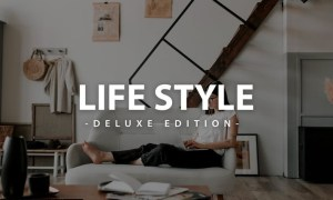 Life Style Deluxe Edition | For Mobile and Desktop