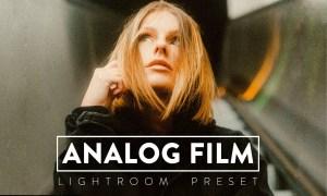 10 Analog Film Lightroom Presets