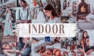 10 Indoor Mobile & Lightroom Presets 5894523
