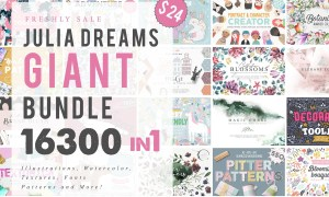 16300 in 1 - GRAPHIC GIANT BUNDLE