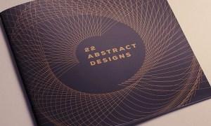 22 Abstract Art T-shirt Vector Designs