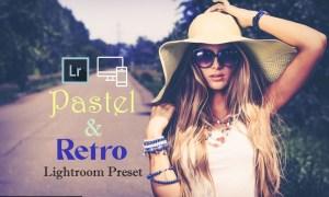 80 Pastel and Retro Lightroom Preset 5839978
