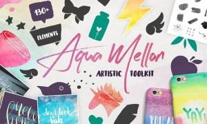 Aqua Mellon Artistic Toolkit GRBL2Z