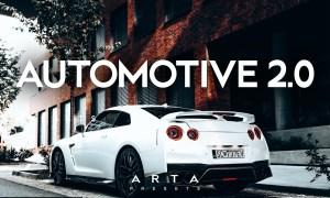 ARTA Automotive 2.0 Presets For Mobile and Desktop