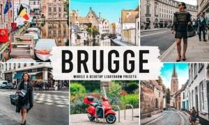 Brugge Mobile & Desktop Lightroom Presets