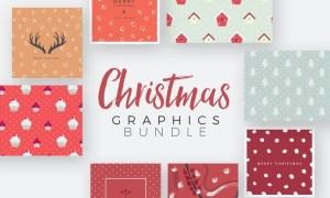 Christmas Graphics Set NCXFX2