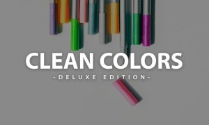 Clean Color Deluxe Edition | For Mobile and Deskto S4RFMT9