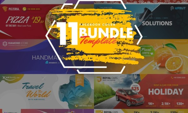 Facebook Cover Bundle 2964061