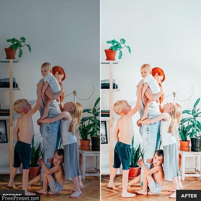 Family Lightroom Presets