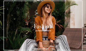 FASHION LIGHTROOM PRESETS 5925770