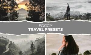 Foggy Travel Lightroom Presets