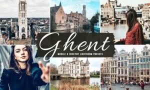 Ghent Mobile & Desktop Lightroom Presets
