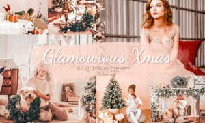 Glamourous Xmas - Lightroom Presets 5888154