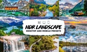 Hdr Landscape Lightroom Presets