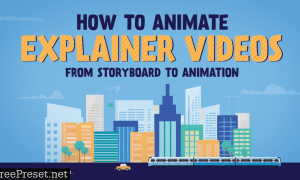 Intro to Motion Graphics Explainer Videos From Storyboard to Animation By Hongshu Guo