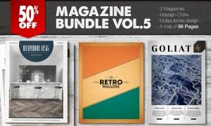 Magazine Bundle 5 140483