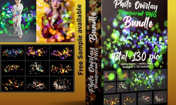 Mega Bundle Photo Overlays png 4725890