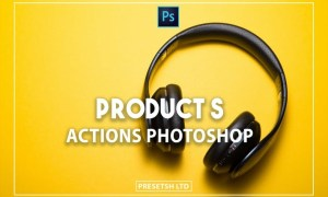 Product Photography Actions