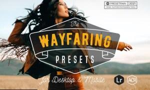 Wayfaring Lightroom Presets for Desktop & Mobile
