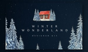 Winter Wonderland Designer Toolkit FPLLJK