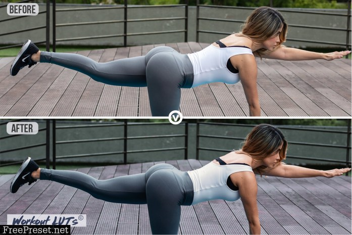 Workout - Sports LUTs Bundle 5872522