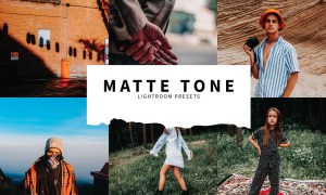 10 Matte Tone Lightroom Presets 5978545