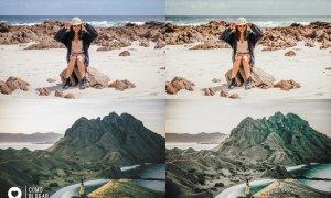 34. Summer Island